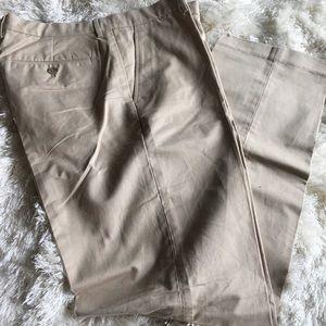 Jcrew men's dress pants 36x36